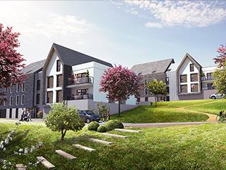 Programme immobilier neuf SO XYGEN à MONTIVILLIERS