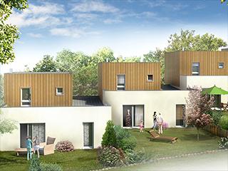 Programme immobilier neuf VILLAS MONT VALLOT à ELBEUF
