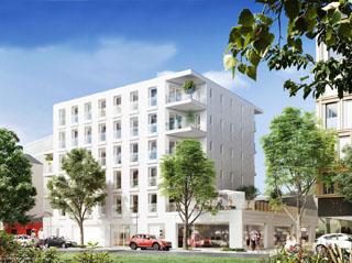 Programme immobilier neuf IVOIRE - Les nouveaux mondes à NANTES