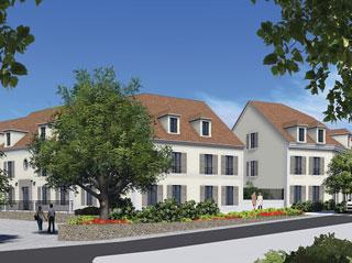 Programme immobilier neuf Le Clos Saint Louis à MONTFORT L AMAURY