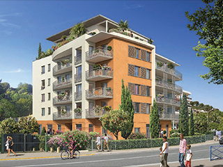 Programme immobilier neuf VAL COSY à CAGNES SUR MER