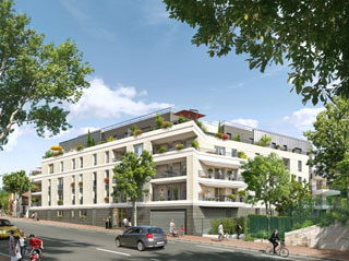 Programme immobilier neuf VAL VERDE à FONTENAY AUX ROSES