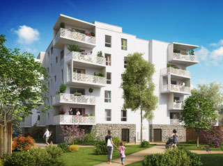Programme immobilier neuf ILE AUX PECHEURS à OSTWALD