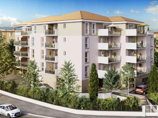 Programme immobilier neuf Néo Cottage à LA GARDE