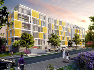 Programme immobilier neuf VIA NATURA à MARSEILLE