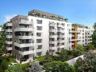 Programme immobilier neuf RESONANCES 2 à LYON