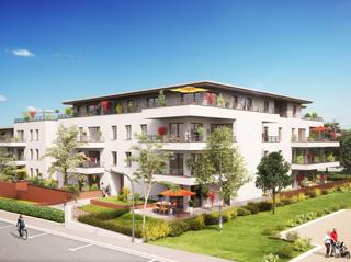 Programme immobilier neuf L'Aparté à VILLERS LES NANCY