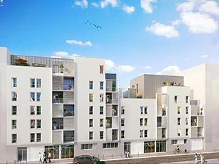 Programme immobilier neuf Wake Up à LYON