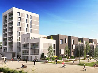 Programme immobilier neuf AMBITIONS à STRASBOURG
