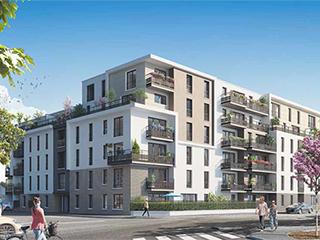 Programme immobilier neuf L'ARISTIDE à SAVIGNY-SUR-ORGE