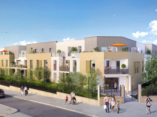 Programme immobilier neuf EKO à LIMAY
