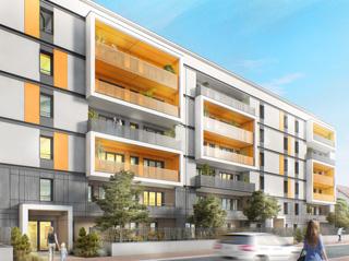 Programme immobilier neuf D'CLIC à ANNEMASSE