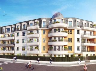 Programme immobilier neuf Villa Princet à AULNAY SOUS BOIS