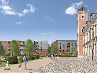 Programme immobilier neuf Les Jardins de Marguerite à SECLIN