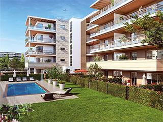 Programme immobilier neuf PERLE D'AZUR à ANTIBES