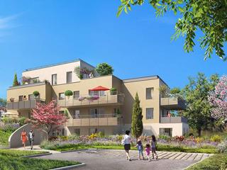 Programme immobilier neuf ESPRIT SAONE à ALBIGNY-SUR-SAONE