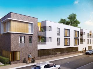 Programme immobilier neuf ZENEO à BEZANNES