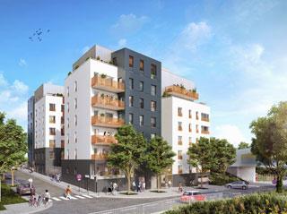 Programme immobilier neuf SOPRANO à BOBIGNY