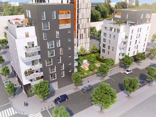Programme immobilier neuf ALTO à BOBIGNY