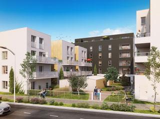 Programme immobilier neuf Canopée à SAINT LOUIS
