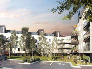 Programme immobilier neuf La Cour des Grands à NANCY