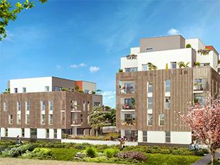 Programme immobilier neuf LES RIVES DU PARC à FLEURY-SUR-ORNE