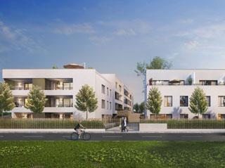 Programme immobilier neuf QUINTESSENCE à CALUIRE ET CUIRE