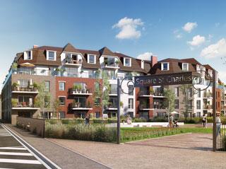 Programme immobilier neuf Chrysalide à LA MADELEINE