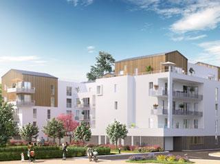 Programme immobilier neuf ESPRIT NATURE à MEYZIEU